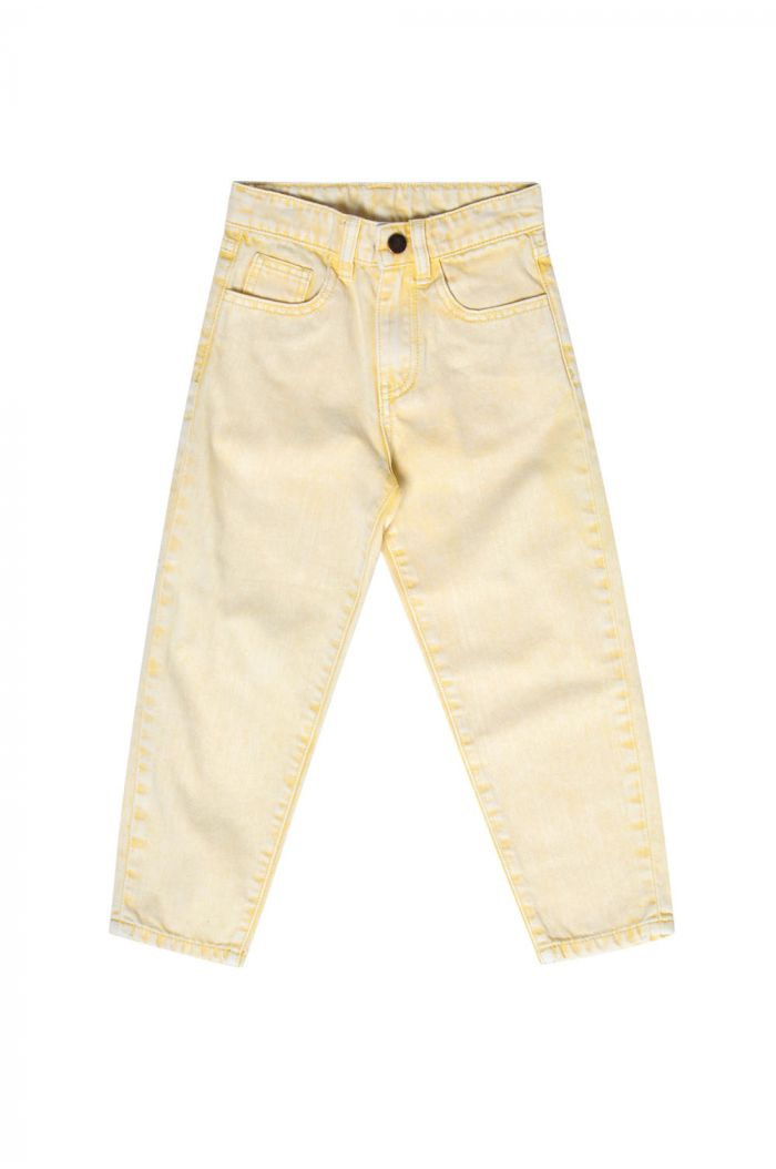 Maed for Mini Jeans Blonde bull_1