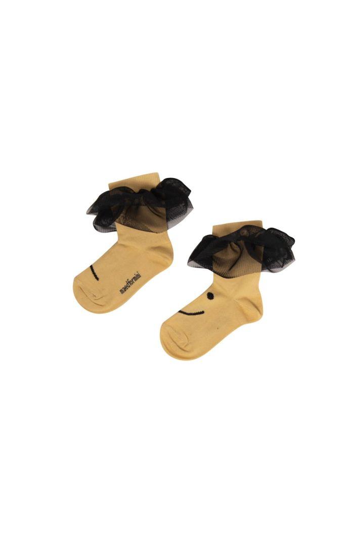 Maed for Mini Socks Smiling suni_1