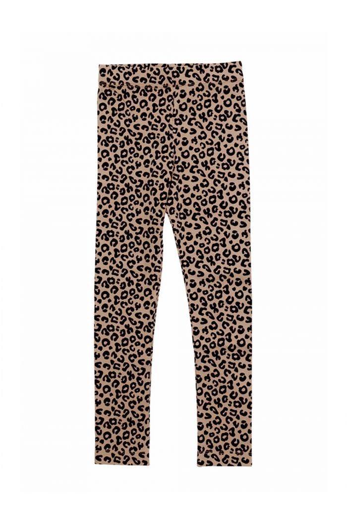 Maed for Mini Legging Brown Leopard All-over Print_1