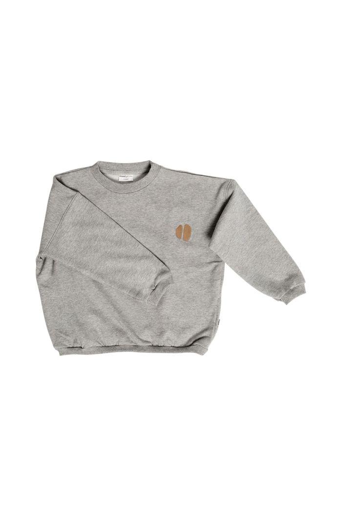 Maed for Mini Sweatshirt Ashy Antelope_1