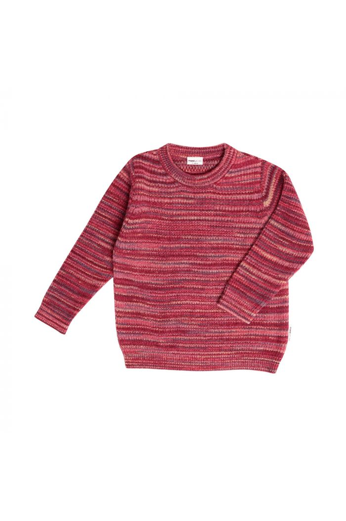 Maed for Mini Sweater Scarlet scorpion_1