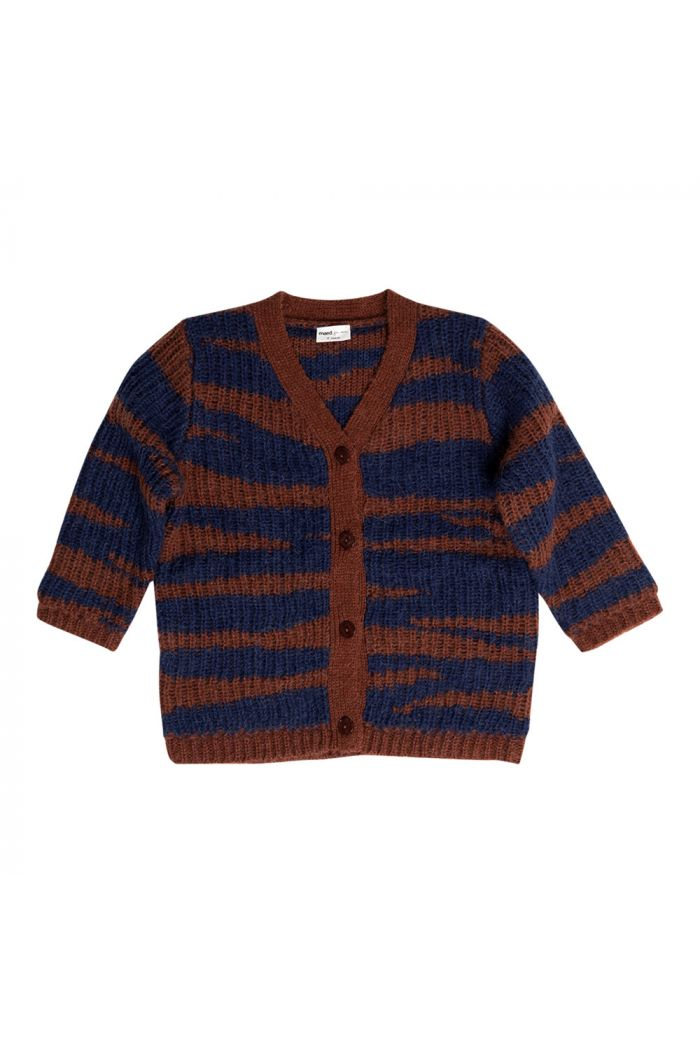 Maed for Mini Cardigan Tubby Tiger_1