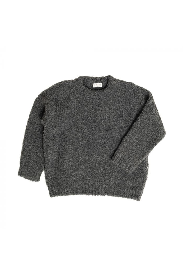 Maed for Mini Sweater Murky Magpie_1