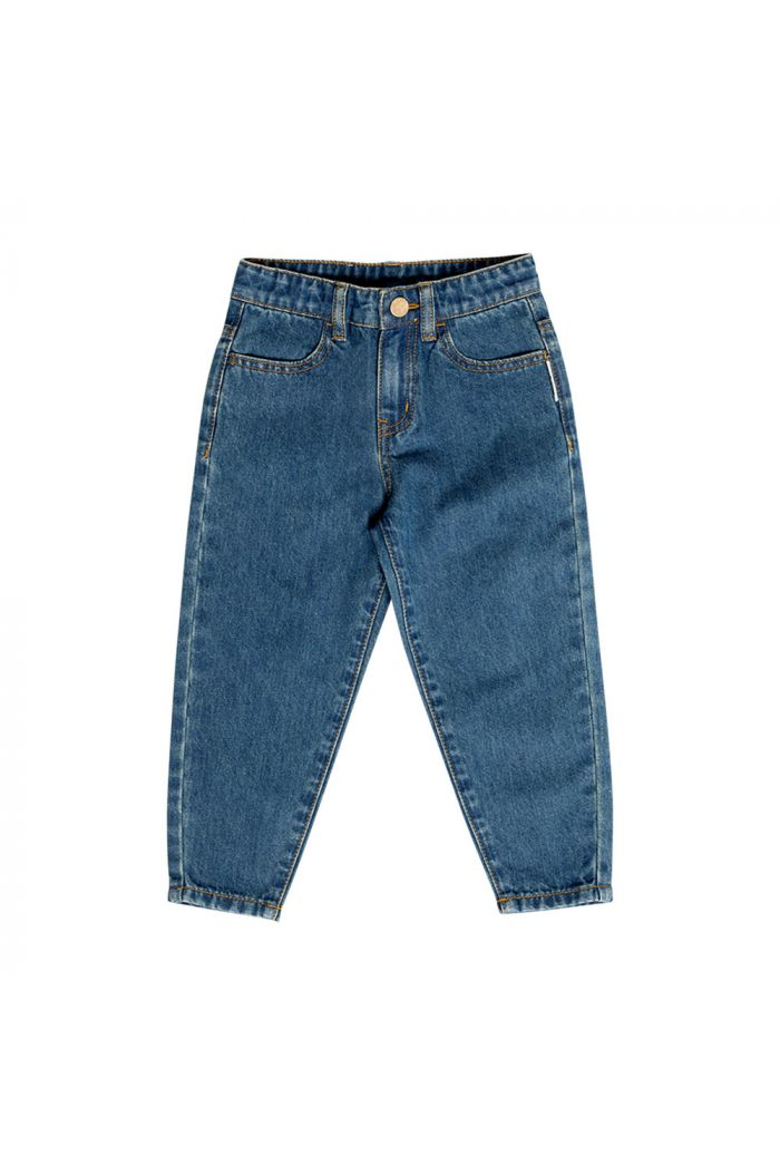 Maed for Mini Jeans Baggy Bull_1
