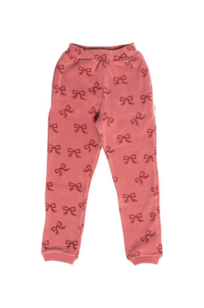 Maed for Mini Jogging Pants Bow Bandicoot_1