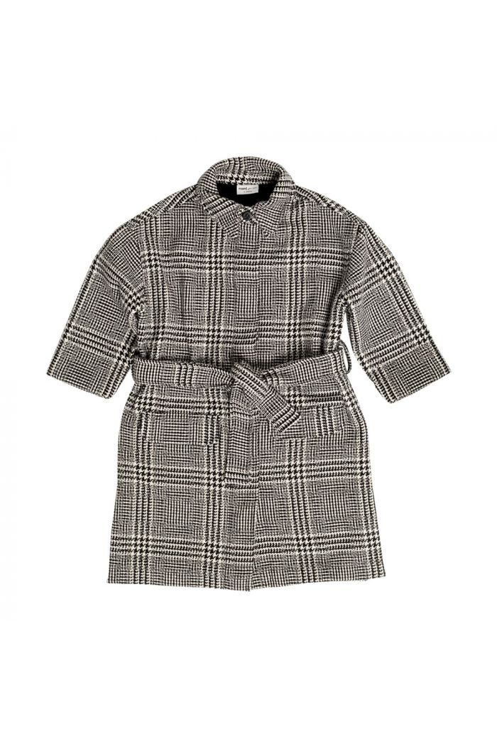 Maed for Mini Coat Classic Caiman_1
