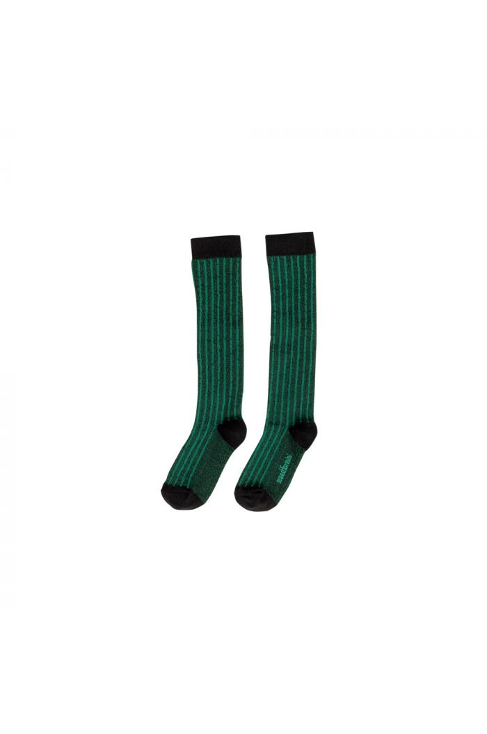 Maed for Mini Kneesocks Stripy Seal_1