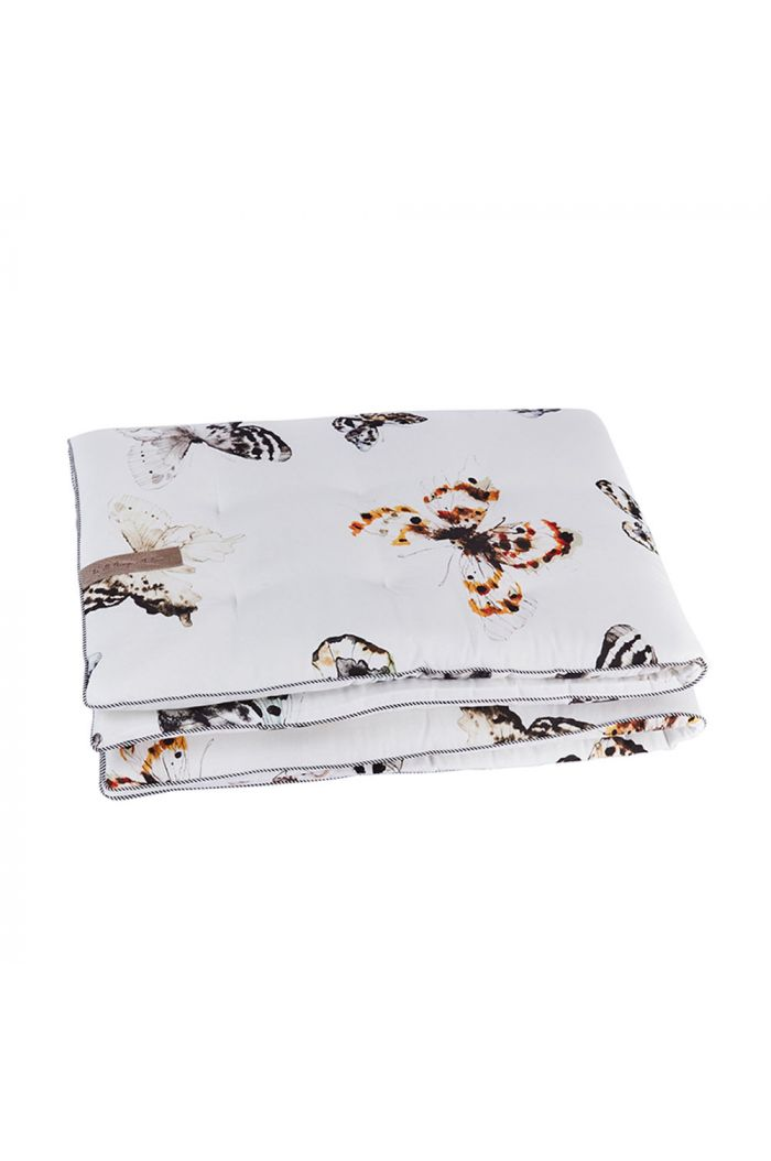 Mies & Co Play Blanket Fika Butterfly Offwhite