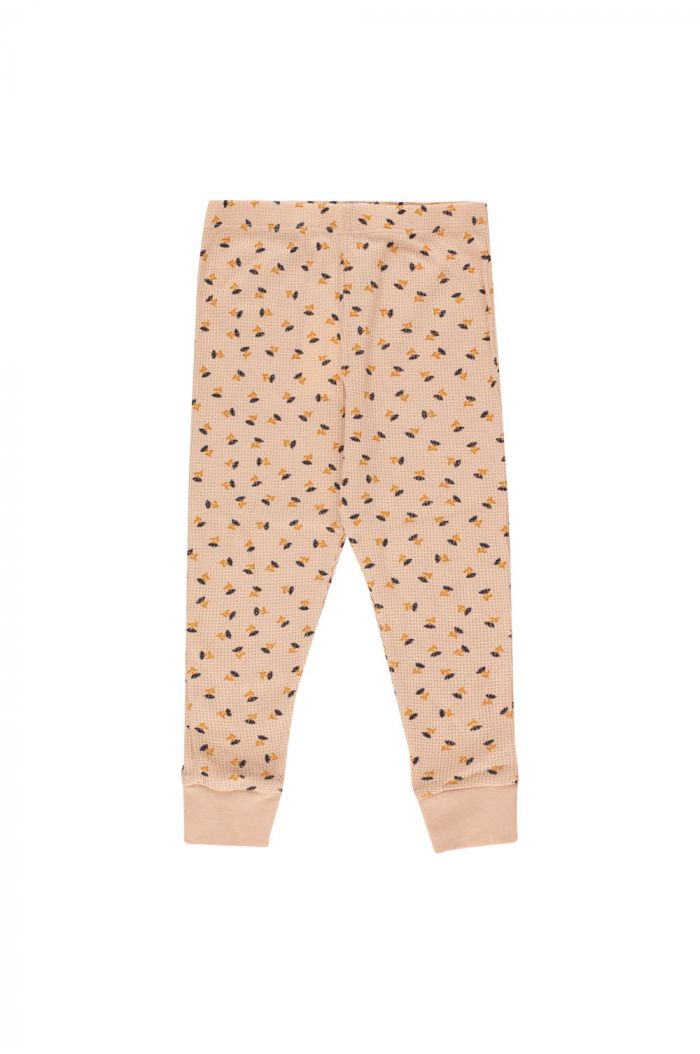 """Tinycottons """"Tiny Flowers"""" Pant light nude/navy_1"""