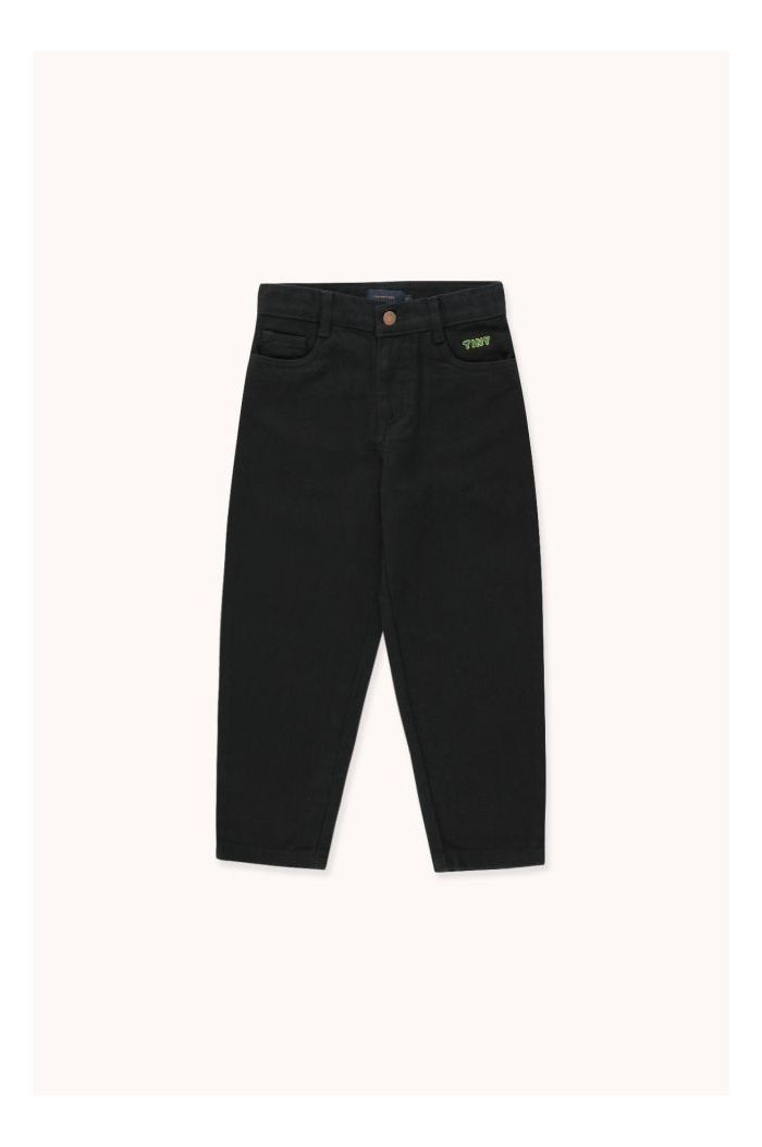 Tinycottons Baggy Denim black_1