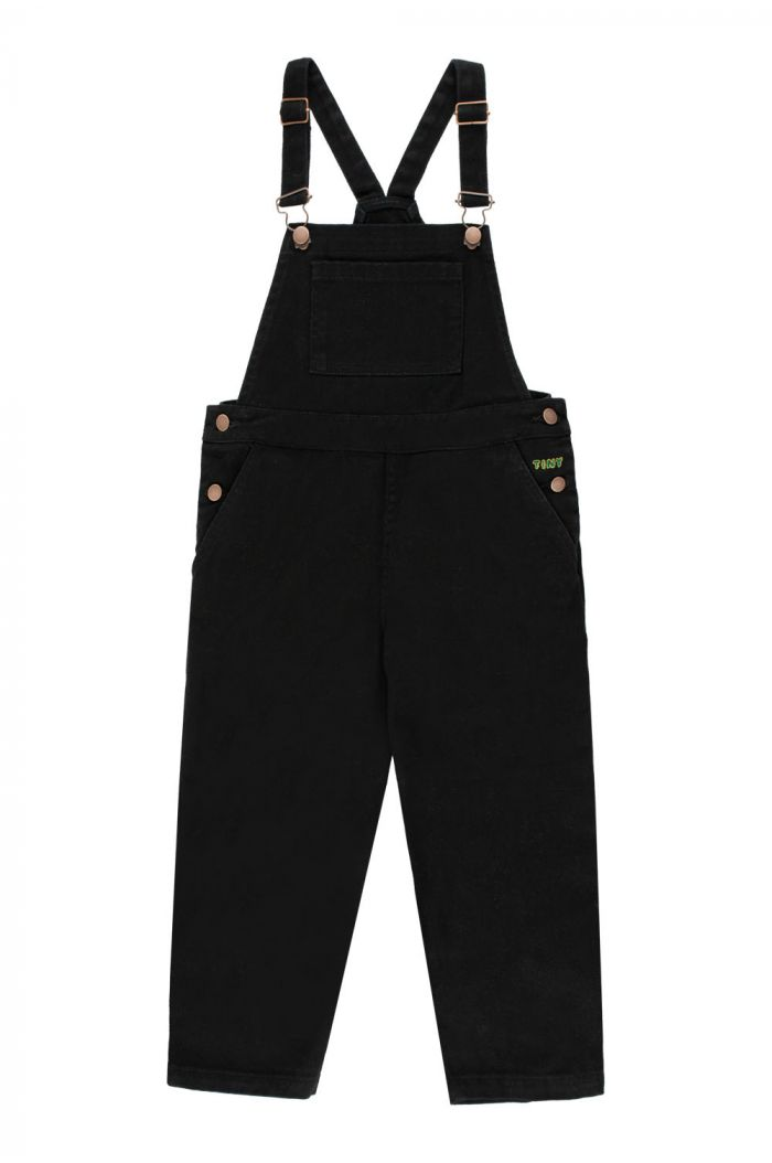 Tinycottons Overall black