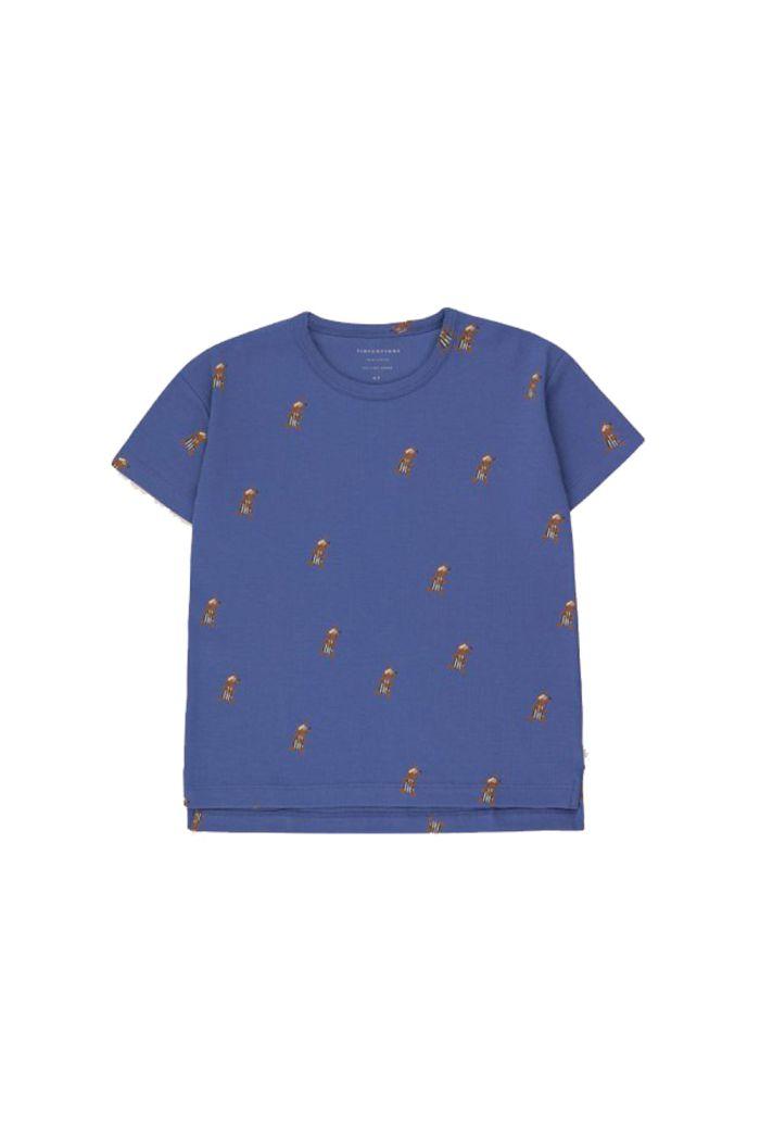 Tinycottons Jogging Tee Iris Blue/Cinnamon_1