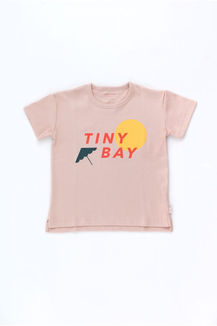 Tinycottons Tiny Bay Tee Dusty Pink/Red_1
