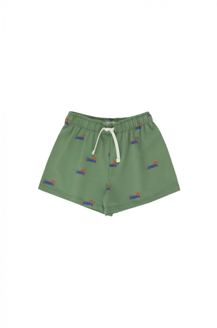 Tinycottons Doggy Paddle Short Green/Iris Blue_1