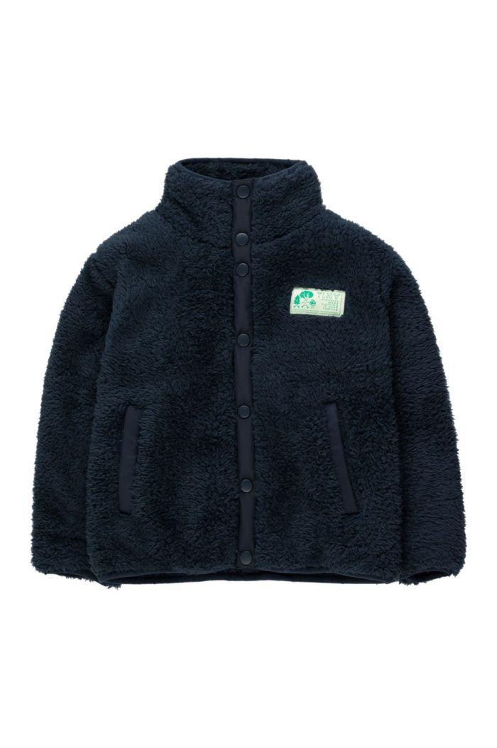 Tinycottons Polar Sherpa Jacket Ink Blue_1