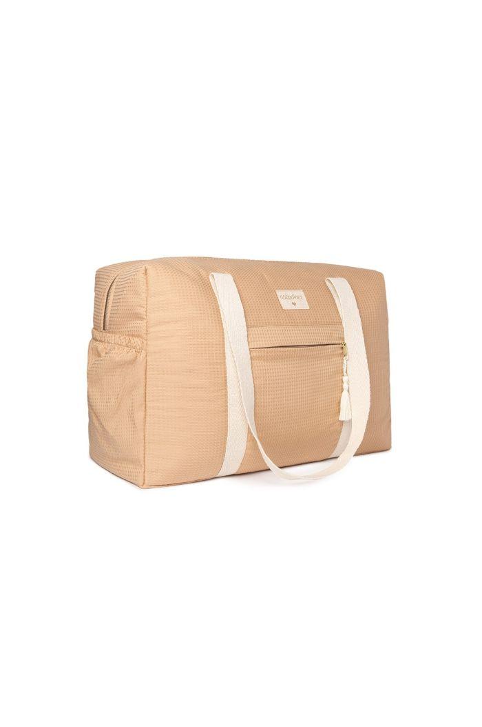 Nobodinoz Opera Waterproof Maternity Bag Nude _1