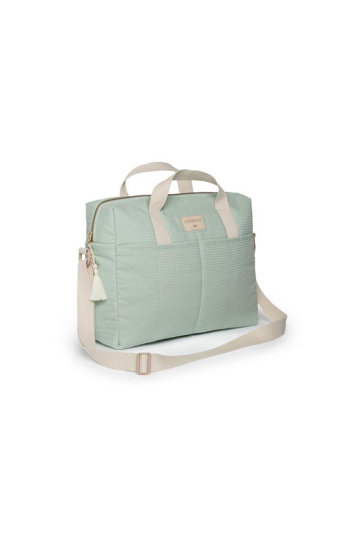 Nobodinoz Gala Waterproof Changing Bag Aqua