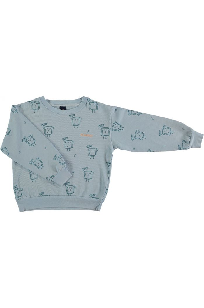 sweatshirt bakery light blue