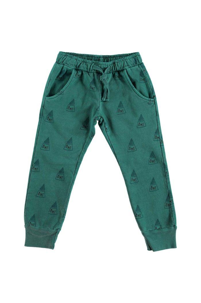 Bonmot Baggy fleece trousers bmt Greenlake _1