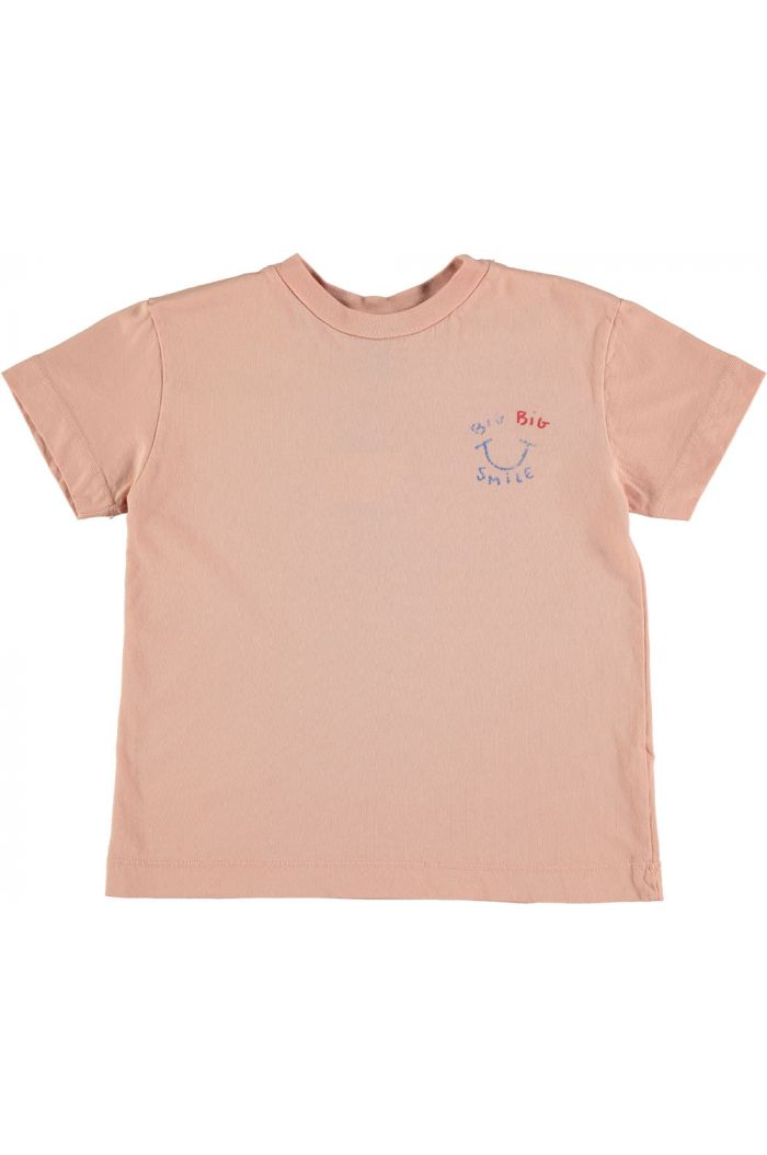 Bonmot T-shirt coconap Dusty pink_1