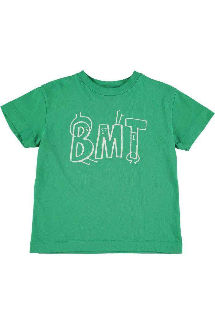 Bonmot T-shirt bmt buddy Green _1