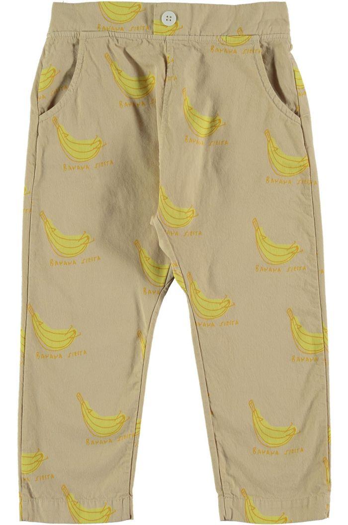 Bonmot Baggy trouser banana siesta Beige_1