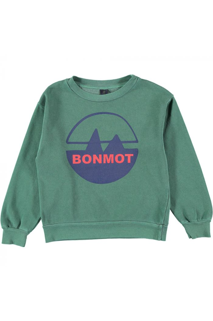 Bonmot Sweatshirt bonmot mountain Greenlake _1