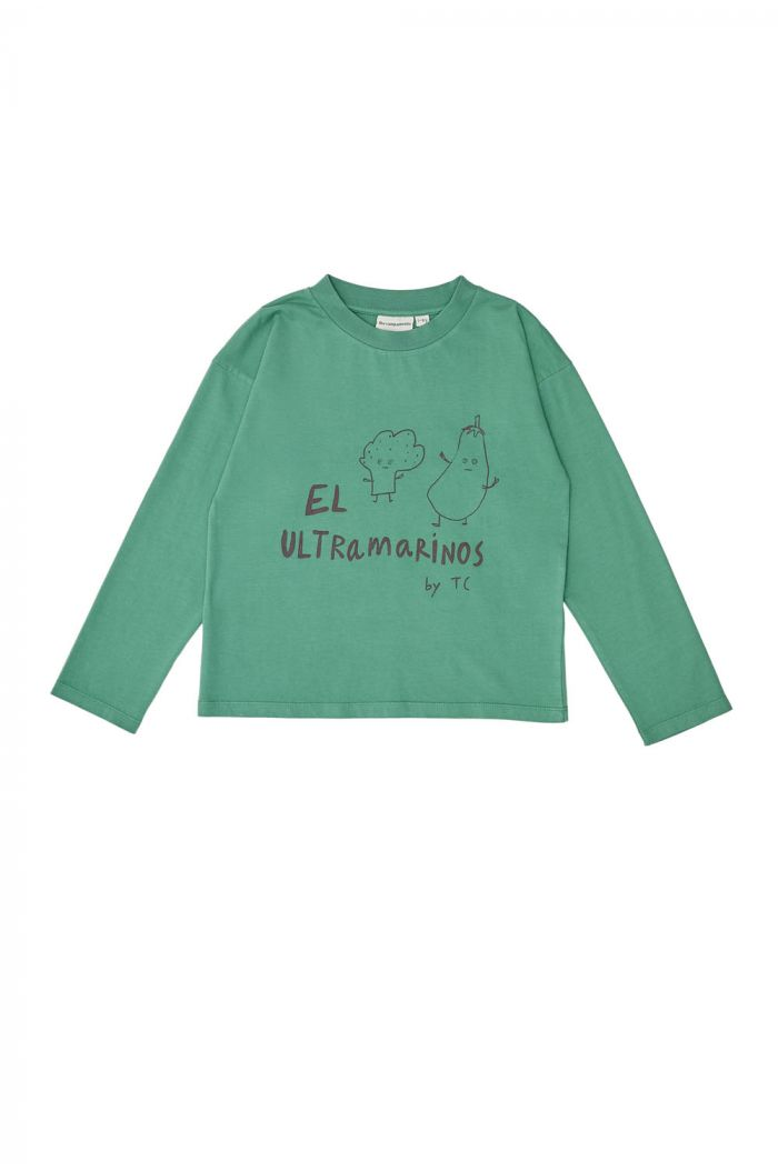 The Campamento El Ultramarinos T-Shirt Green_1