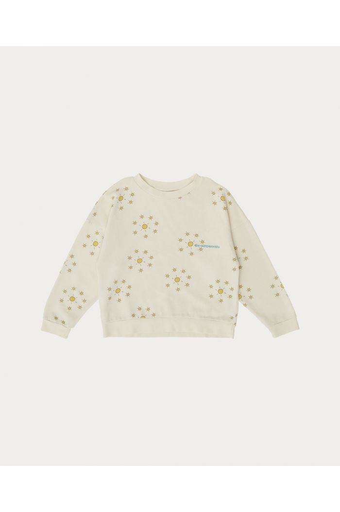 The Campamento Suns Sweatshirt White_1
