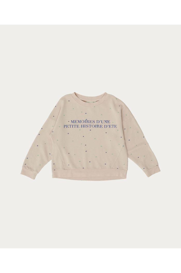 The Campamento Text Sweatshirt Pink_1