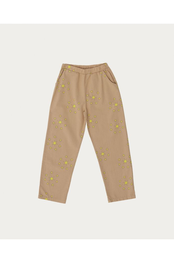 The Campamento Suns Trousers Brown_1
