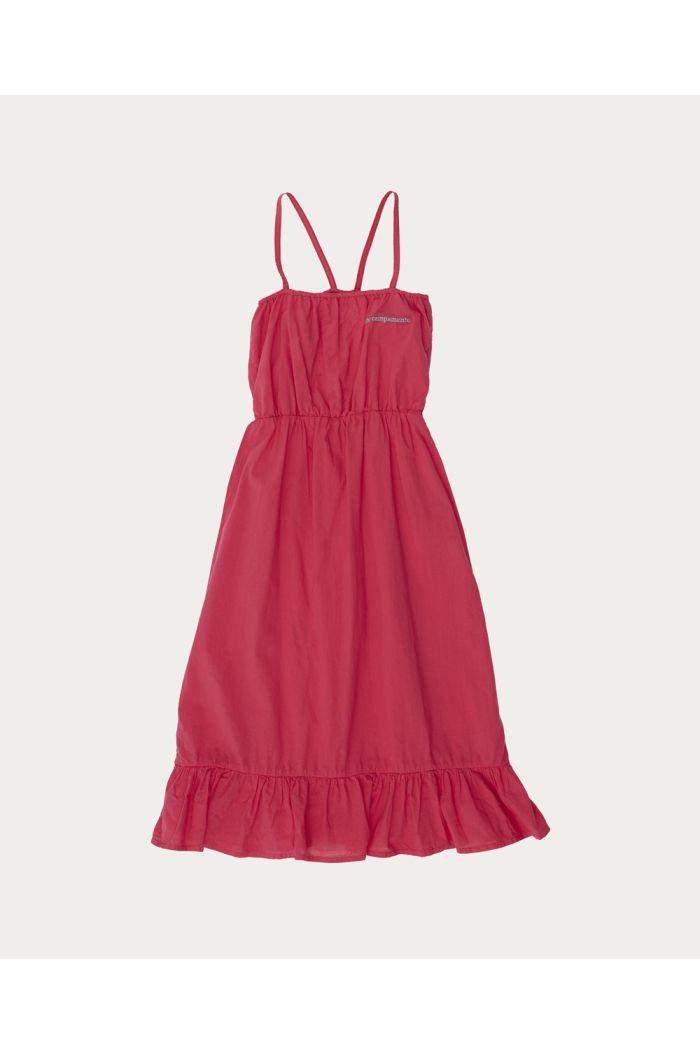The Campamento Fuchsia Dress Pink_1