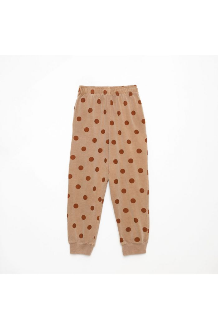 Weekend House Kids Dots pants Camel_1