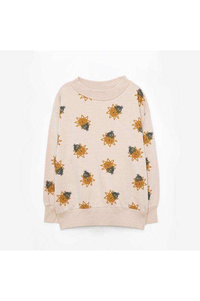 Weekend House Kids Sunny sweatshirt Sand_1
