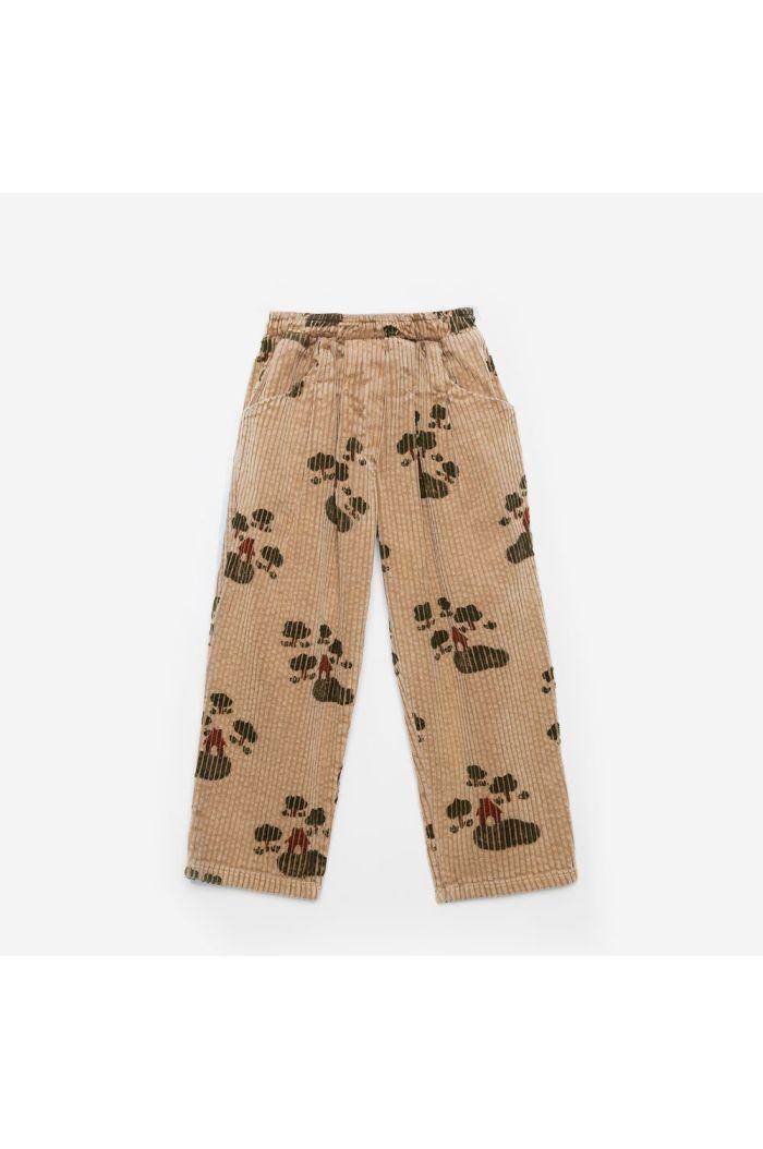Weekend House Kids House corduroy pants Camel_1