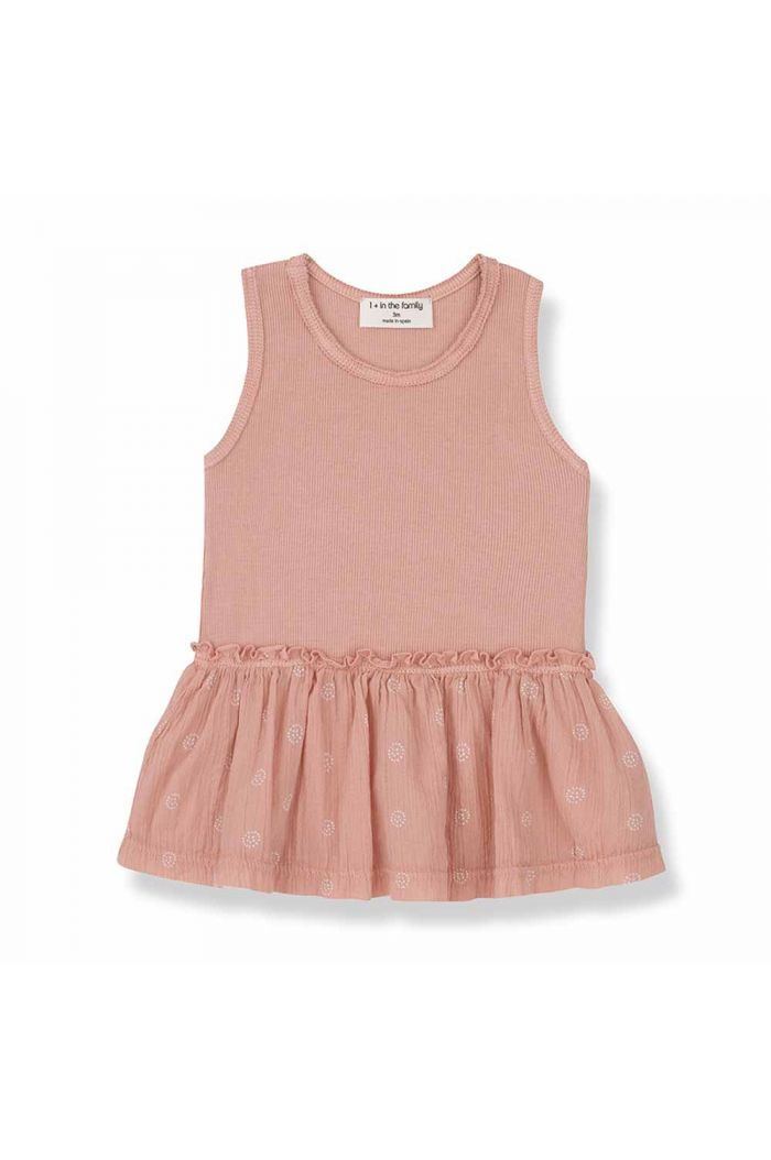 1+ in the family MATILDA dress Rose
