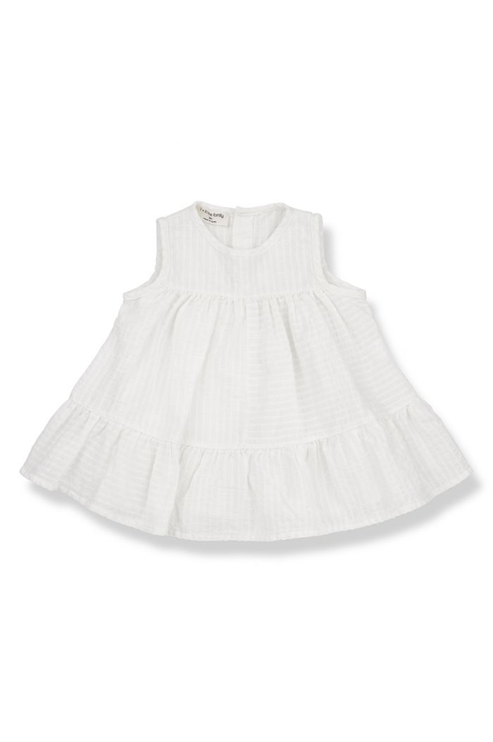 1+ in the family ORIO dress Off-White