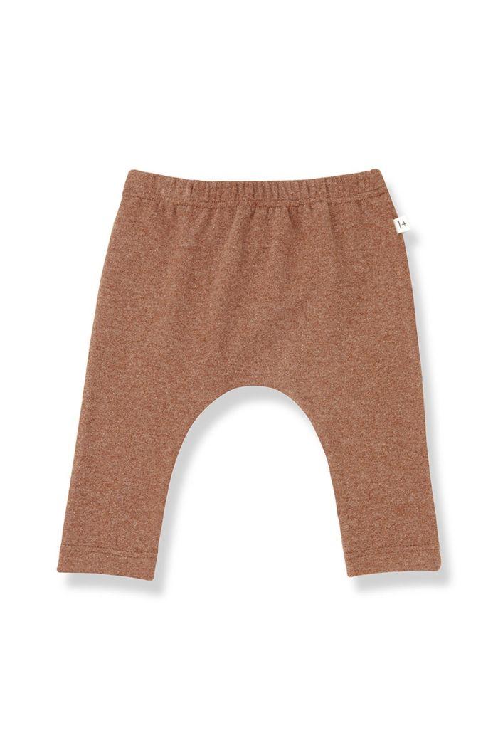 1+ in the family TORLA leggings toffee_1