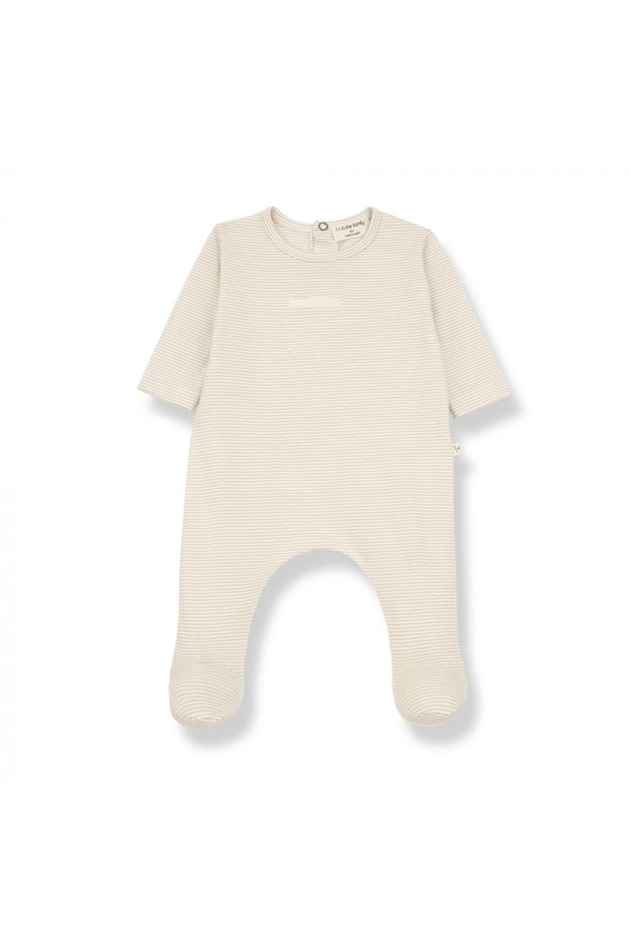 1+ in the family DIDAC Jumpsuit Beige_1