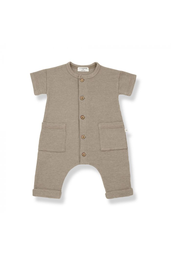 1+ in the family AIDA Jumpsuit Khaki_1