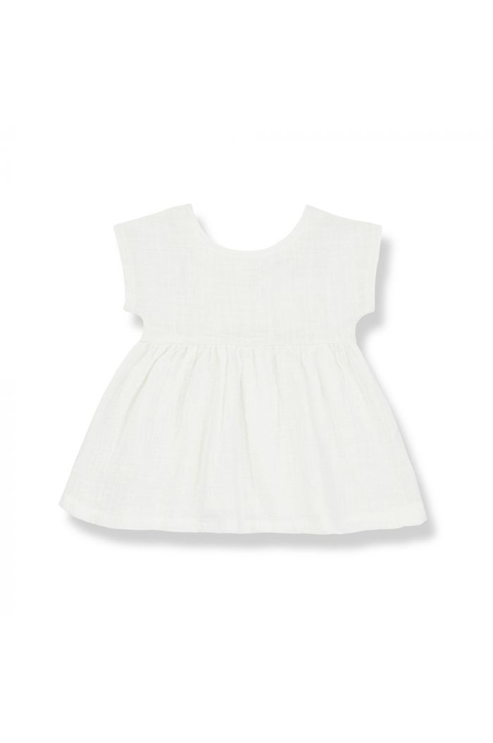 1+ in the family BRUNA Dress Off-White_1