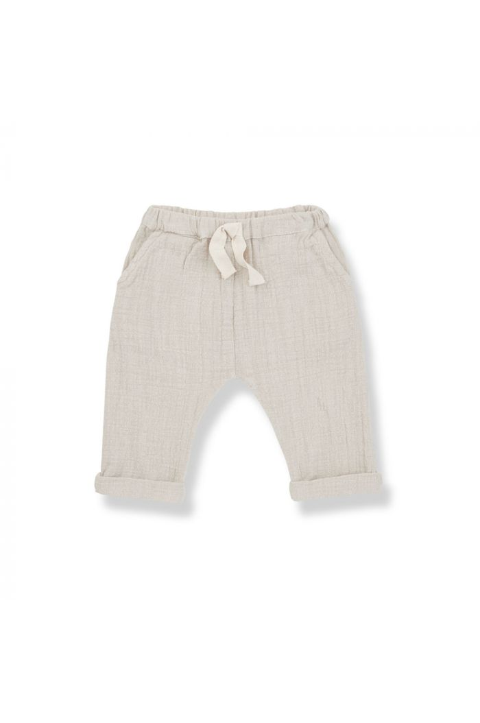 1+ in the family HECTOR Long Pants Beige_1