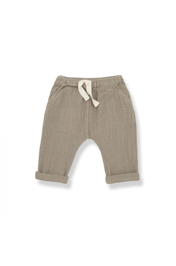 1+ in the family HECTOR Long Pants Khaki_1
