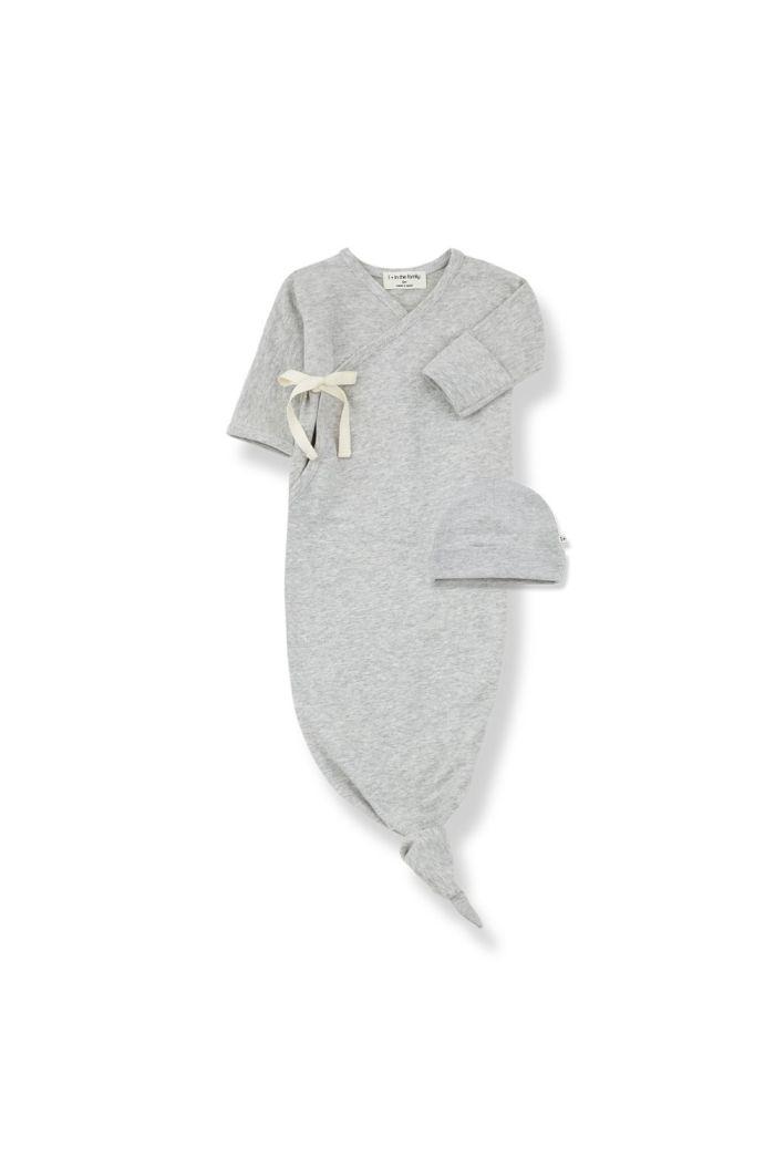 1+ in the family CLOTHILDE newborn set Grey_1