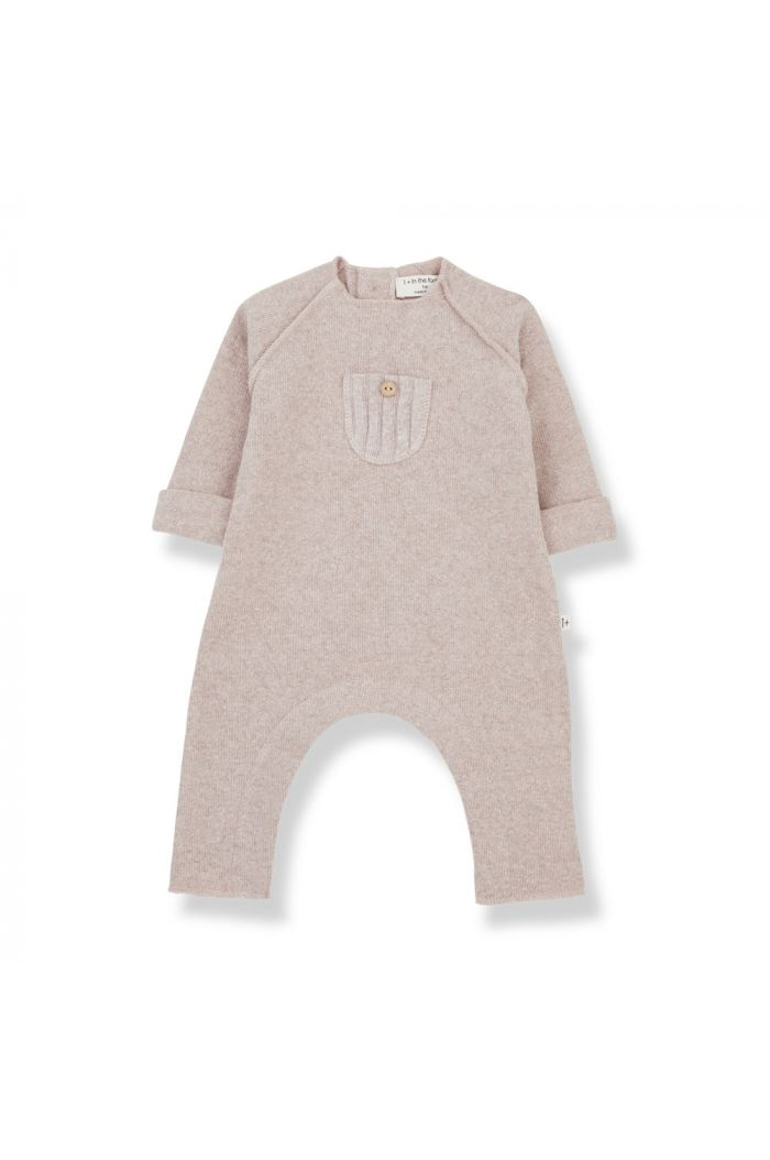 1+ in the family MOISE jumpsuit Nude_1