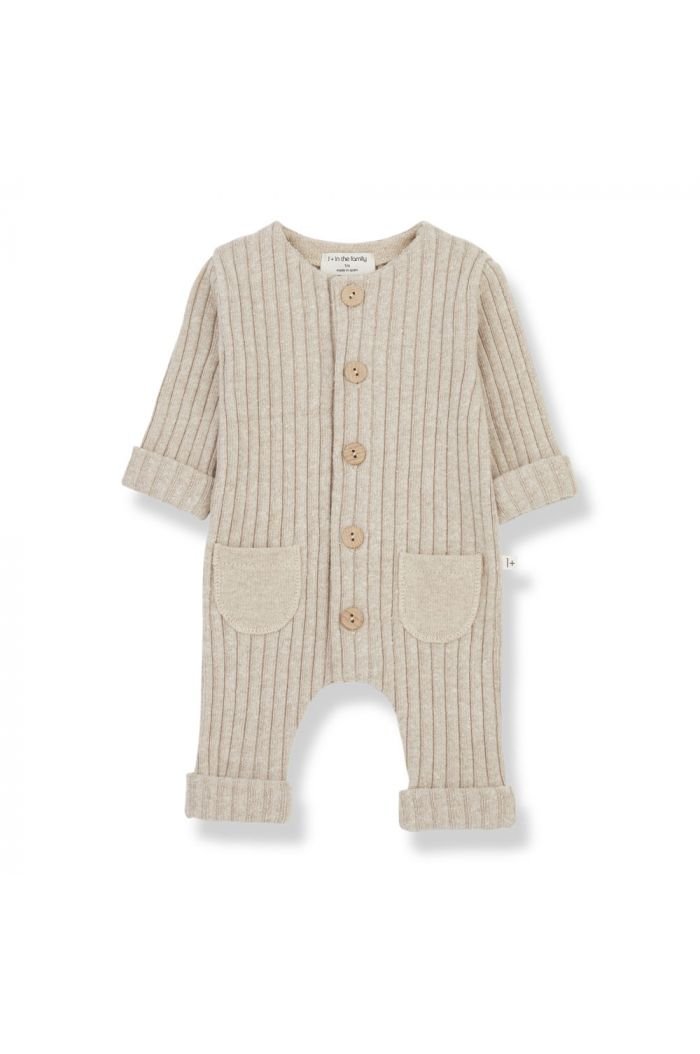 1+ in the family ALAIN-nb jumpsuit Cream_1