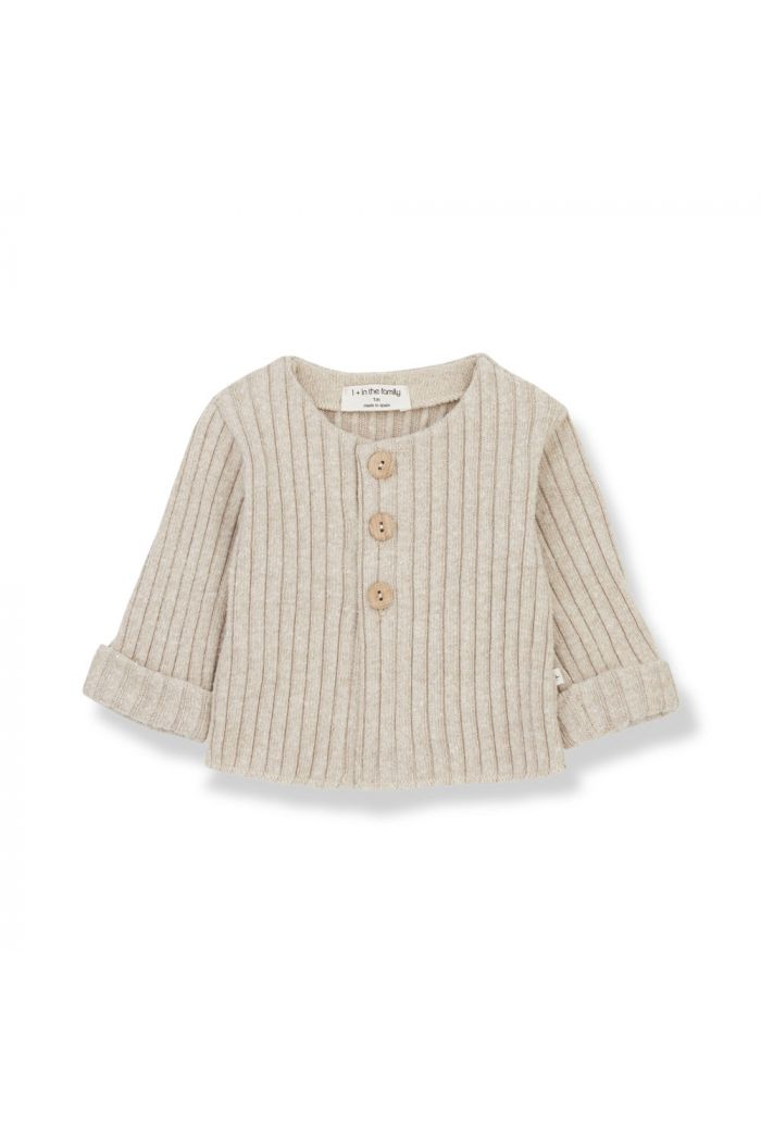 1+ in the family VIOLETTE-nb jacket Cream_1