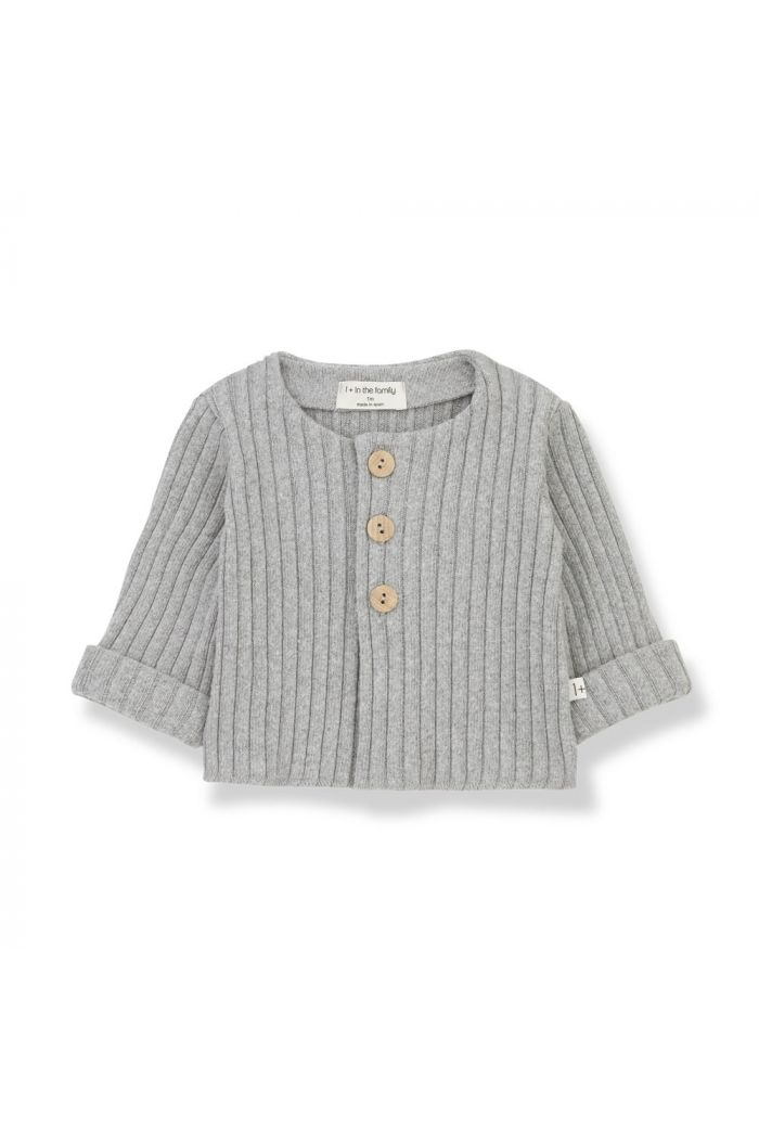 1+ in the family VIOLETTE-nb jacket Grey_1