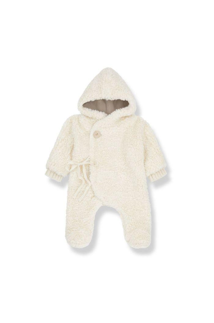 1+ in the family CHANTAL polar suit ecru_1