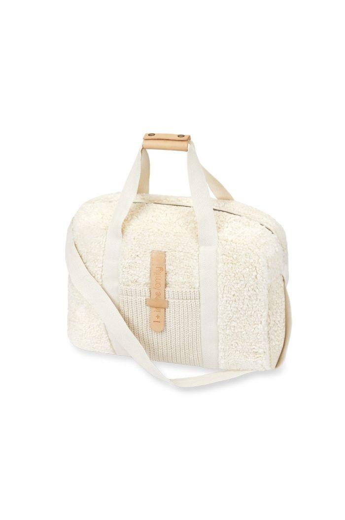 1+ in the family BAG bag ecru_1
